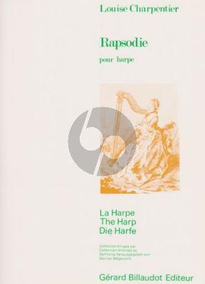 Rhapsodie pour Harpe