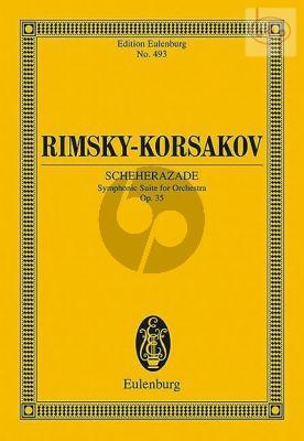 Scheherazade (Symphonic Suite) Op.35 (Orch.)