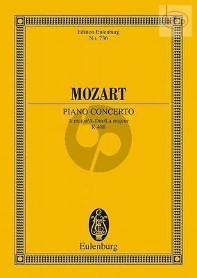 Concerto A-major KV 488 (No.23) (Piano-Orch.)