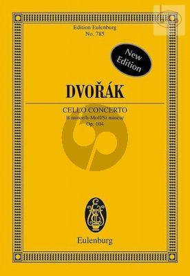 Concerto B-minor Op.104 Violoncello and Orchestra