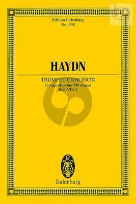 Concerto E-flat major Hob.VIIe:1 (Trumpet-Orch.)