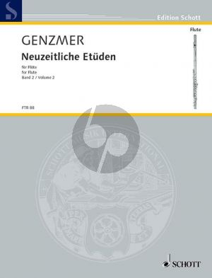 Neuzeitliche Etuden Vol.2 Flöte