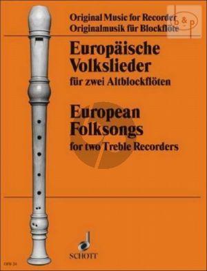 Europaische Volkslieder