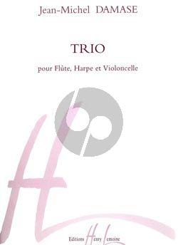 Trio Op.1 Flute-Violoncello-Harpe