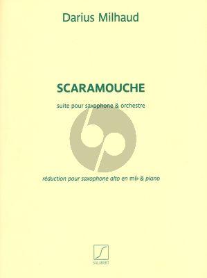 Scaramouche Alto Sax.-Orchestra