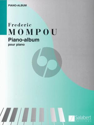 Mompou Piano Album