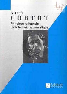 Principes Rationelles de la Technique Pianistique