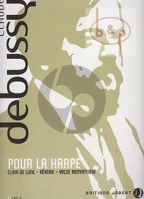Debussy pour la Harpe