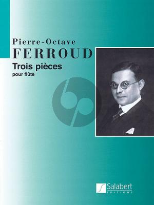 Ferroud 3 Pièces Flüte seule