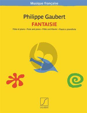 Gaubert Fantaisie pour Flute et Piano (1912)