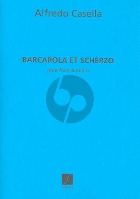 Barcarola & Scherzo