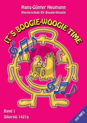 Heumann It's Boogie Woogie Time Vol.1
