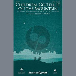Children, Go Tell It on the Mountain - Banjo