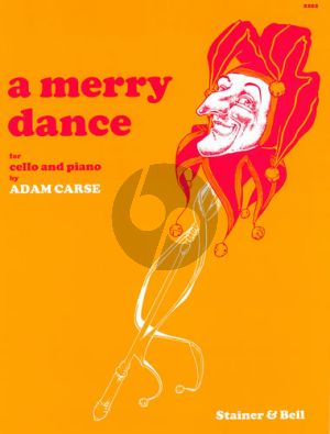 Carse Merry Dance Cello-Piano