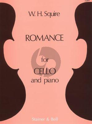Romance Violoncello-Piano