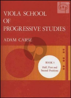 Viola School of Progressive Studies Vol.3
