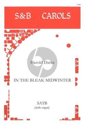 Darke In the bleak midwinter (SATB-Organ)
