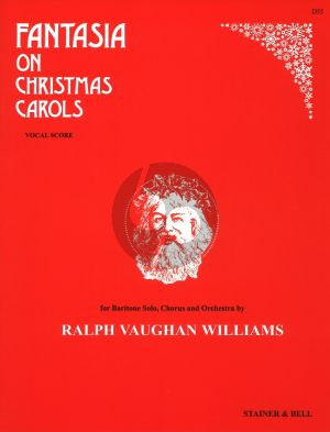 Vaughan Williams Fantasia on Christmas Carols (Vocal Score)