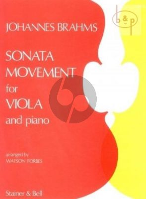 Sonata Movement (Sonatensatz 1983)