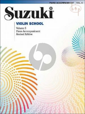 Violin School Vol.5 Piano Accompaniments