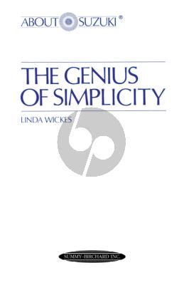 Wickes The Genius of Simplicity (about Suzuki)