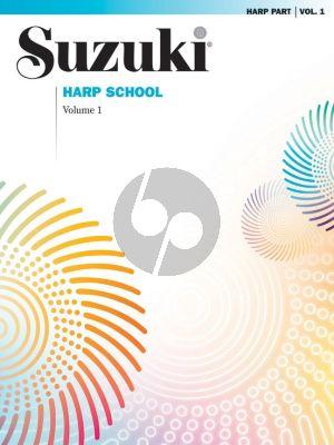 Suzuki Harp School Vol.1