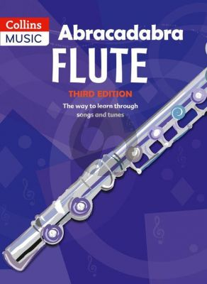 Pollock Abracadabra Flute (The Way to Learn through Songs and Tunes) Pupil's Book (third ed.)
