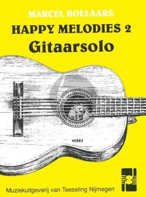 Boelaars Happy Melodies Vol. 2 Gitaar