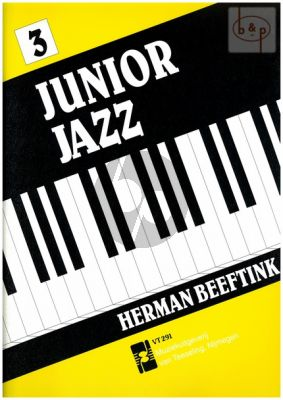Junior Jazz Vol.3 Piano