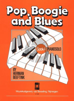 Pop, Boogie and Blues Vol.4 Piano