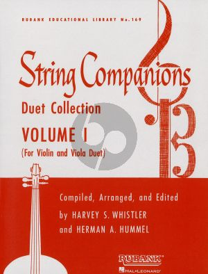String Companions Vol.1 (Duet Collection)
