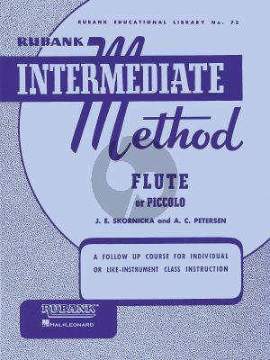 Intermediate Method for Flute or Piccolo