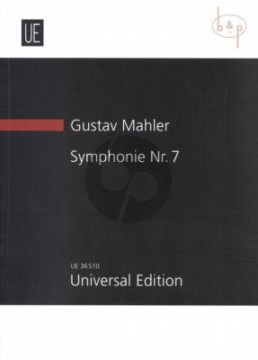 MKahler Symphony No.7 Study Score