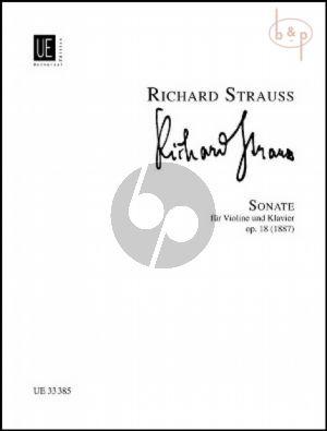 Sonate Es-dur Op.18 Violine-Klavier