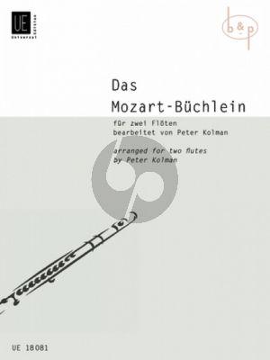 Mozart Buchlein