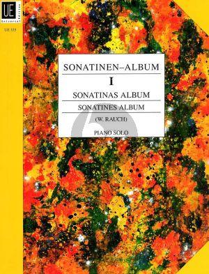Sonatinen Album Vol.1 Klavier (Wilhelm Rauch)
