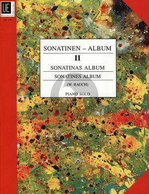 Sonatinen Album Vol.2 Klavier (Wilhelm Rauch)