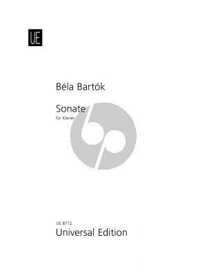 Sonate Klavier 1926