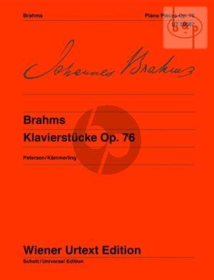 Klavierstucke Op.76