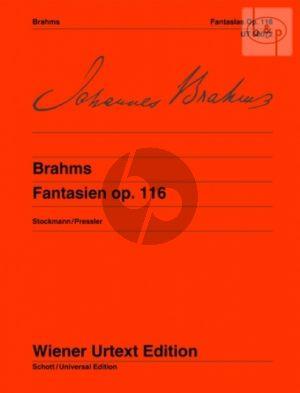 Fantasien Op.116