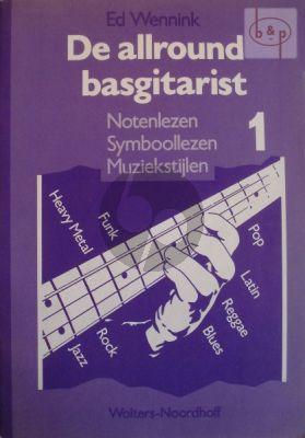 Allround Basgitarist Vol.1