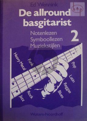 Allround Basgitarist Vol.2
