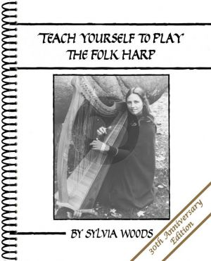 Woods Teach Yourself to Play the Folkharp (Book)