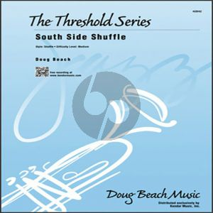 South Side Shuffle - 2nd Bb Tenor Saxophone