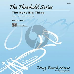 The Next Big Thing - 1st Eb Alto Saxophone