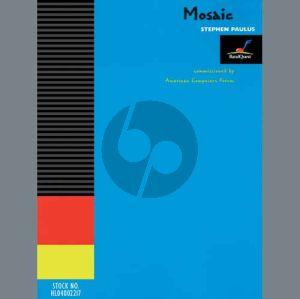 Mosaic - Bb Tenor Saxophone