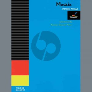 Mosaic - Percussion 4