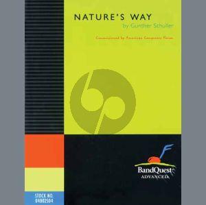 Nature's Way - Eb Alto Clarinet 1,2
