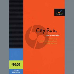 City Rain - Flute 1