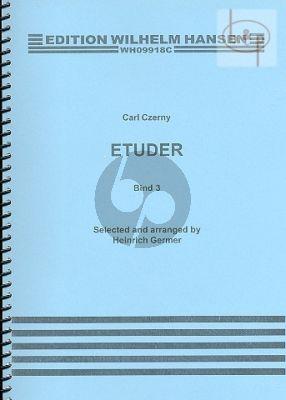 Selected Studies for Piano Vol.3